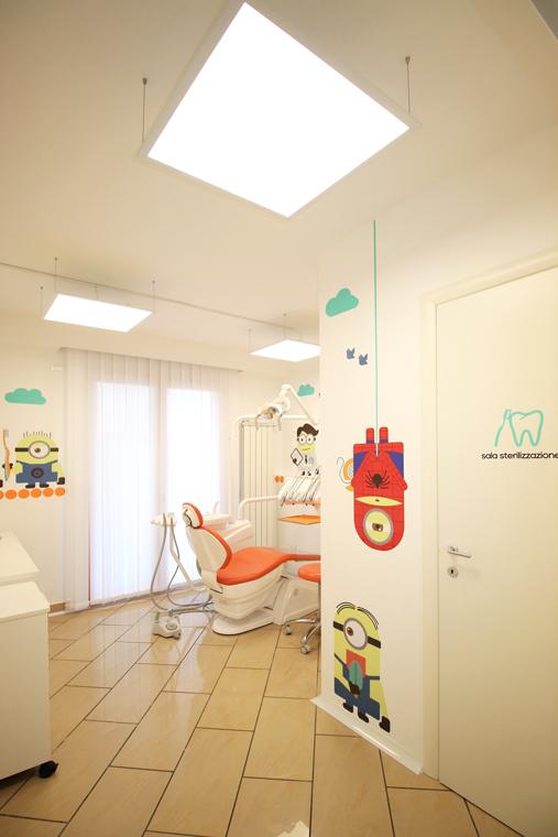 Sala Arancio Studio Odontoiatrico Dental Medicine