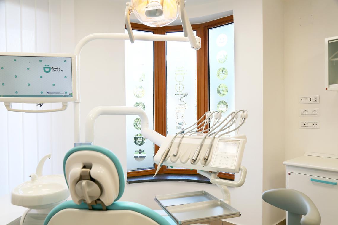 Sala Verde Studio Odontoiatrico Dental Medicine